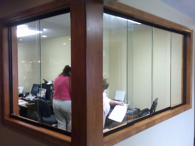 Commercial sliding glass reception windows in nh ma for Sliding glass windows