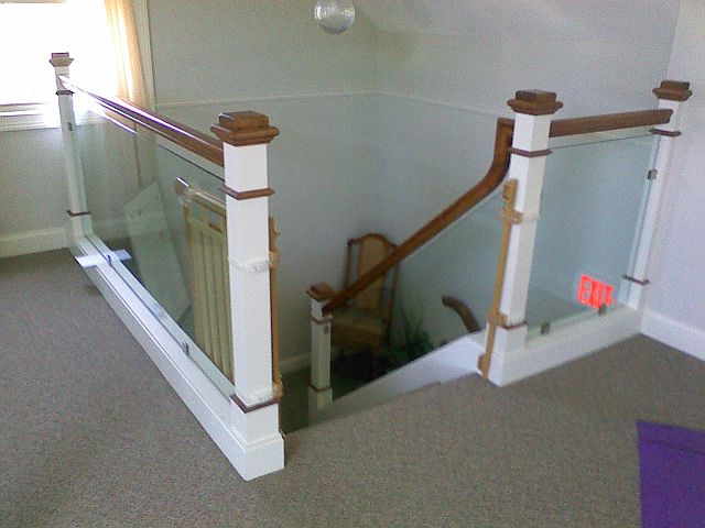 Residential Glass Railings In Nh Amp Ma Northlite Glass