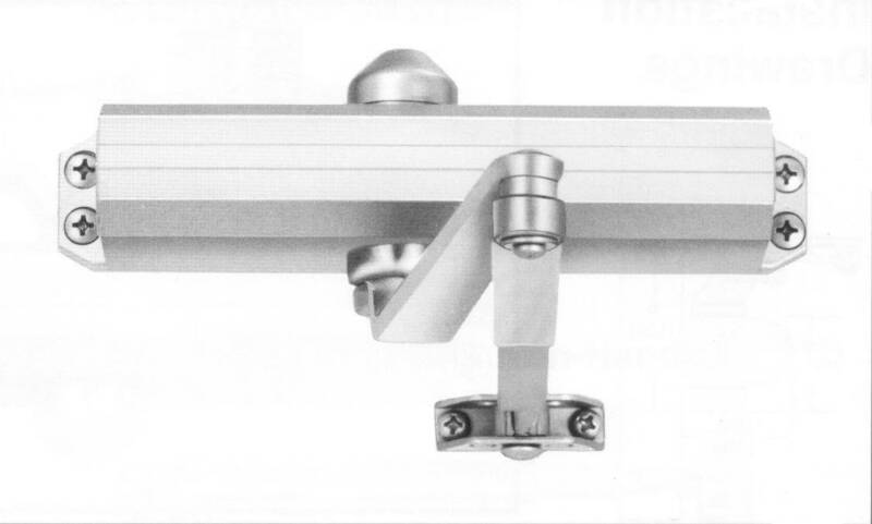 Commercial Glass Door Hardware : Commercial closer hinges locks and panic hardware in nh