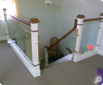 GlassGlass railings