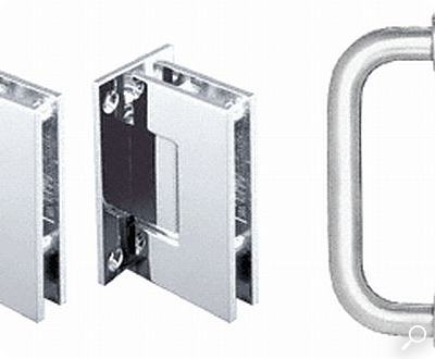 Shower & Tub EnclosuresShower Door Hardware